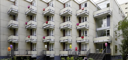 Βερολίνο - κατοικίες