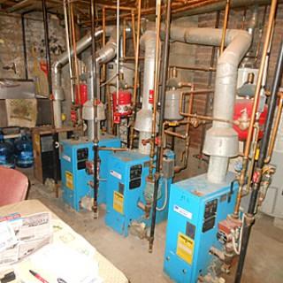 Επιθεώρηση συστημάτων θέρμανσης