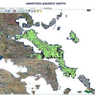 παράταση αντιρρήσεων δασικών χαρτών